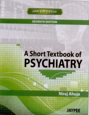 Buy A Short Textbook of Psychiatry 7th Edition (English) 7th Edition: Book