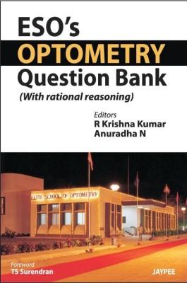 ESOS OPTOMETRY QUESTION BANK (WITH RATIONAL REASONING) price comparison at Flipkart, Amazon, Crossword, Uread, Bookadda, Landmark, Homeshop18