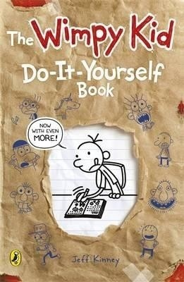 Buy Diary of a Wimpy Kid - Do-it-yourself Book (English): Book
