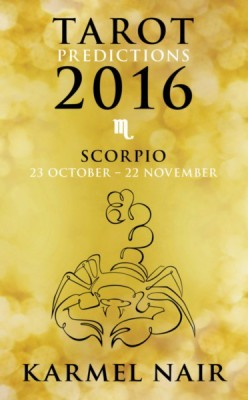 Tarot Predictions 2016: Scorpio (English) price comparison at Flipkart, Amazon, Crossword, Uread, Bookadda, Landmark, Homeshop18