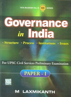 Buy Governance in India for UPSC Civil Services Preliminary Examination (Paper - I) 1st Edition: Book