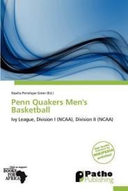 Penn Quakers Men's Basketball (English) (Paperback)