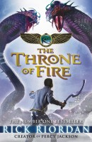The Throne of Fire: Book