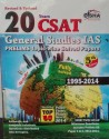Click To Buy IAS Prelims/CSAT Civil Services: 20 Years General Studies Topic-Wise Solved Papers (1995-2014)