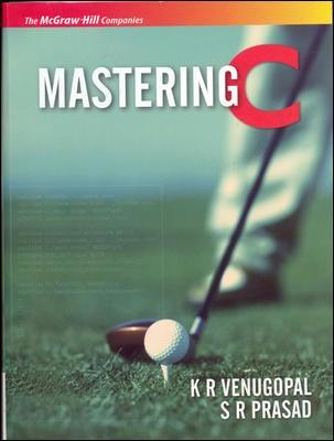Mastering C 1 Edition price comparison at Flipkart, Amazon, Crossword, Uread, Bookadda, Landmark, Homeshop18