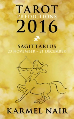 Tarot Predictions 2016: Sagittarius (English) price comparison at Flipkart, Amazon, Crossword, Uread, Bookadda, Landmark, Homeshop18