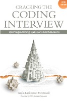 Cracking The Coding Interview (English): Book