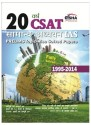 20 Years CSAT Samanya Adhyayan IAS Prelims Topic wise Solved Papers  1995   2014  4th  Edition available at Flipkart for Rs.284