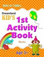 1st Activity Book - Maths (English): Book