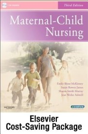 Maternal-Child Nursing - Text and Study Guide Package (English) 4th  Edition (Hardcover)