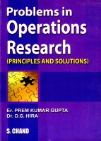Problem in Operation Research (principles & Solution) (English) 3rd Edition: Book
