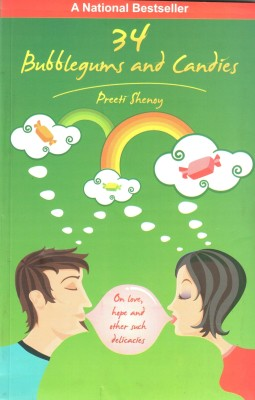 Buy 34 Bubblegums And Candies (English): Book