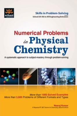 IIT JEE Problems In Physical Chemistry (English) price comparison at Flipkart, Amazon, Crossword, Uread, Bookadda, Landmark, Homeshop18
