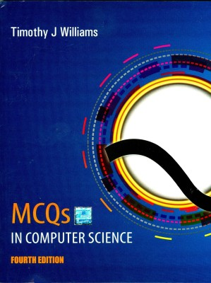 Buy MCQs in Computer Science (English) 4th Edition: Book