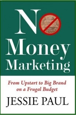 Buy No Money Marketing 1st Edition: Book