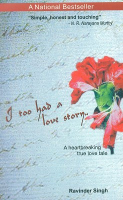 Buy I too had a love story (English): Book
