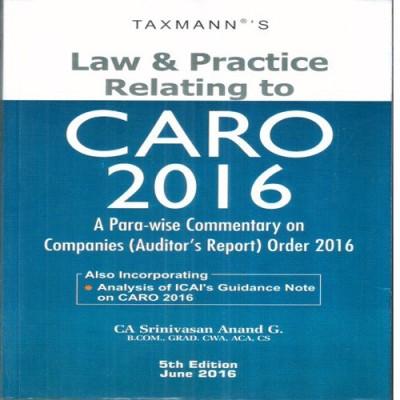 Book on Caro 2016