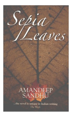 Buy SEPIA LEAVES: Book