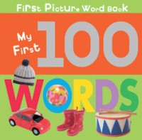 My First 100 Words: Book