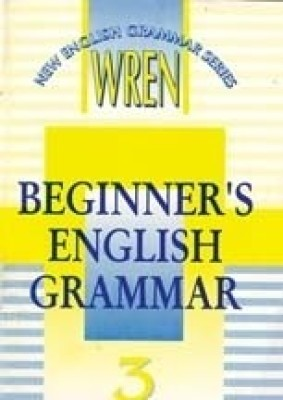 Buy BEGINNER'S ENGLISH GRAMMAR 01 Edition: Book