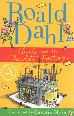 Buy Charlie and the Chocolate Factory (English): Book