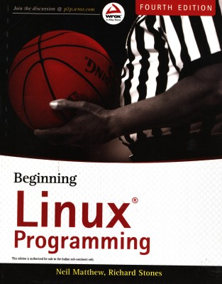 Buy Beginning Linux Programming (English) 4th Edition: Book