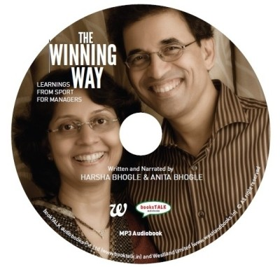 The Winning Way : Learnings from Sport for Managers with 1 Disc price comparison at Flipkart, Amazon, Crossword, Uread, Bookadda, Landmark, Homeshop18