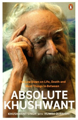 Buy Absolute Khushwant: Book