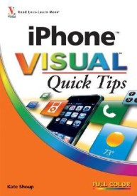 iPhone Visual Quick Tips( Series - Visual Quick Tips ) (English) (Paperback)