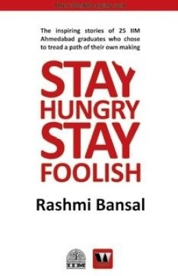 Buy Stay Hungry Stay Foolish: Book