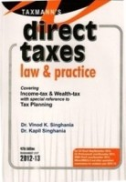 Direct Taxes: Law & Practice 47th Edition: Book