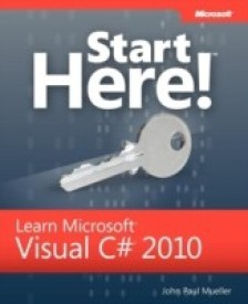 Start Here! Learn Microsoft Visual C# 2010 (English) (Paperback)