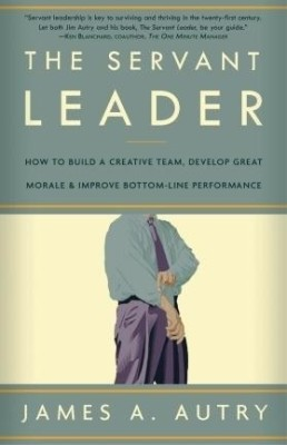 Buy The Servant Leader Reprint Edition: Book