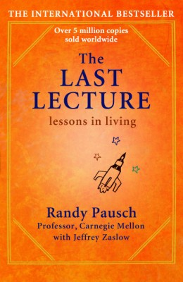 Buy The Last Lecture (English): Book