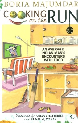 Cooking on the Run price comparison at Flipkart, Amazon, Crossword, Uread, Bookadda, Landmark, Homeshop18