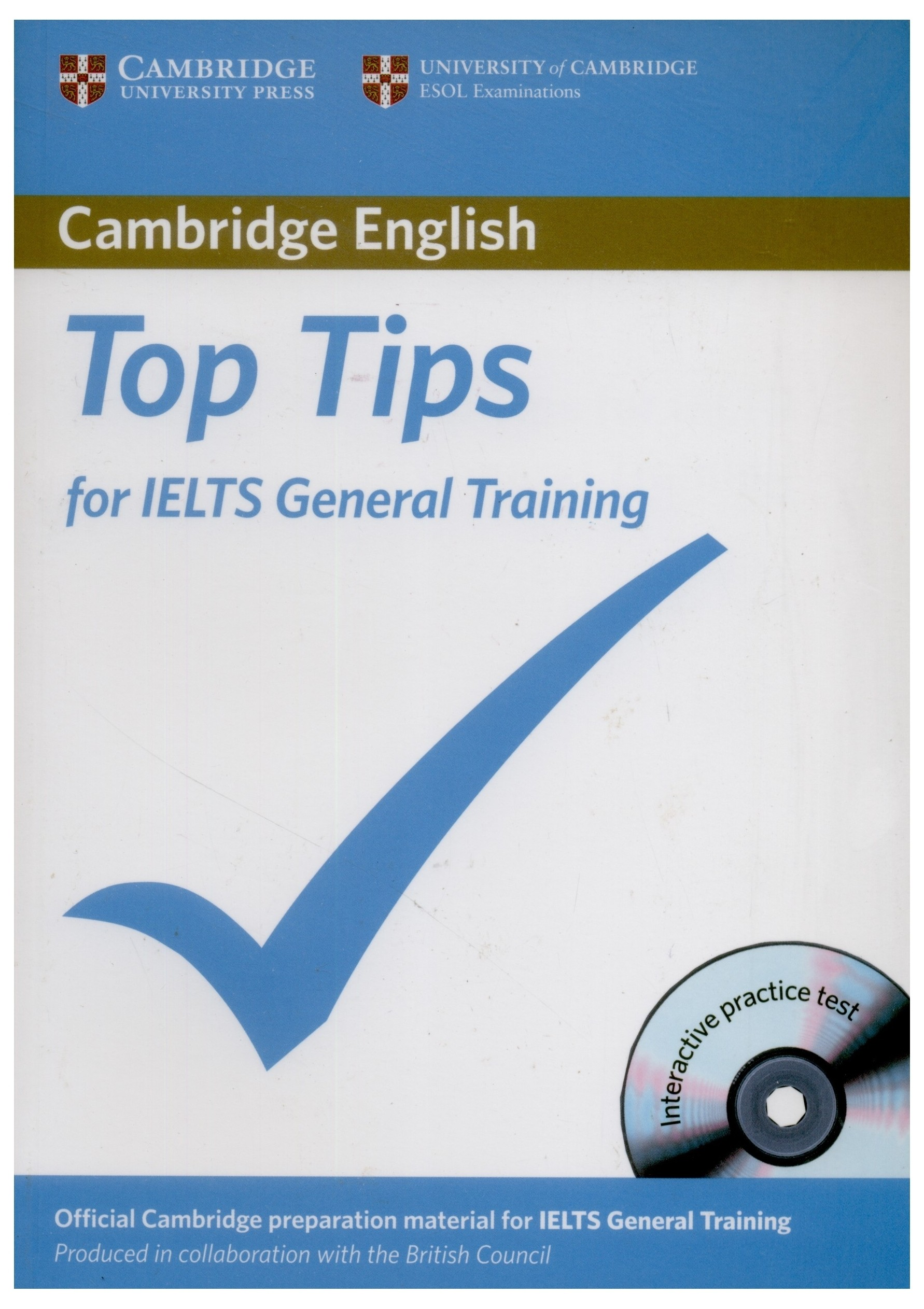 Road to ielts general training