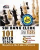 SBI Bank Clerk - 101 Speed Tests 1st Edition
