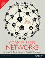 Computer Networks 5th Edition: Book