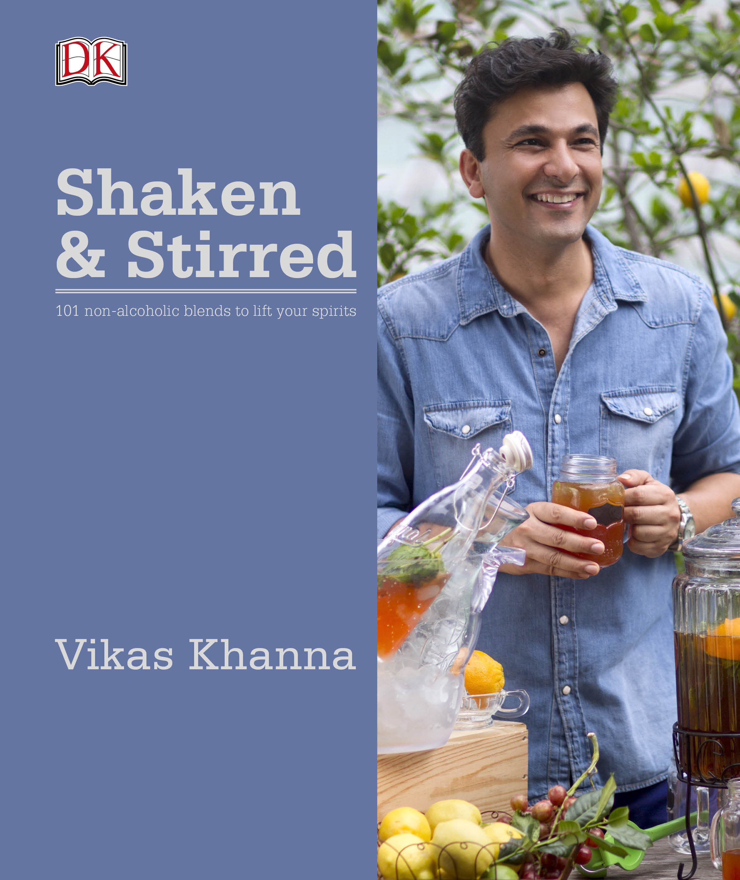 Shaken & Stirred : 101 Non - Alcoholic Blends to Lift Your Spirits (English) price comparison at Flipkart, Amazon, Crossword, Uread, Bookadda, Landmark, Homeshop18