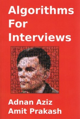 Buy Algorithms For Interviews: Book