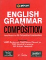 English Grammar & Composition Very Useful for All Competitive Examinations: Book