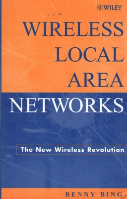 Buy Wireless Local Area Networks: The New Wireless Revolution (English) 1st Edition: Book