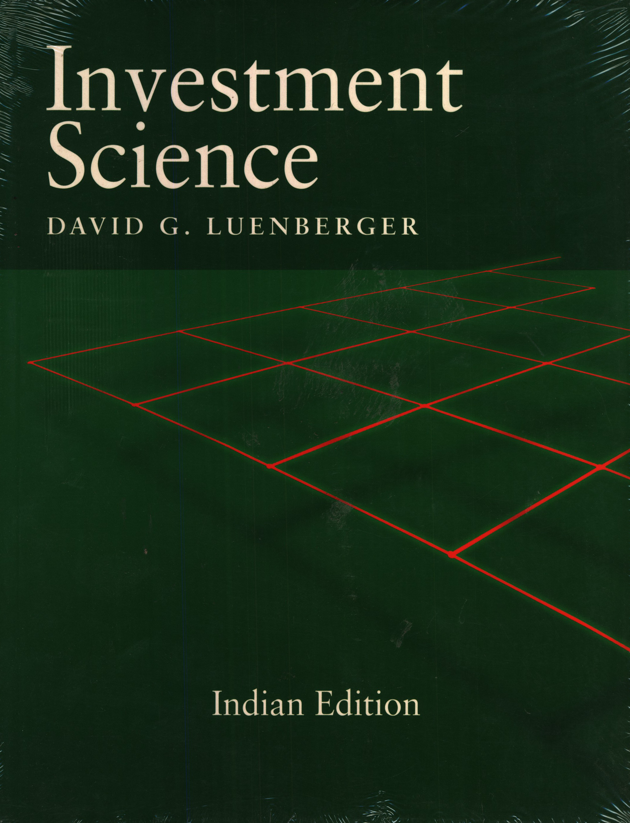 solution manual for investment science by david luenberger pdf