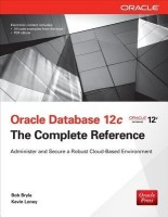 Oracle Database 12c The Complete Reference (English): Book
