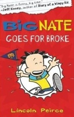 Buy Big Nate Goes for Broke (English): Book