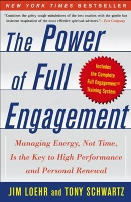 Buy The Power of Full Engagement: Book
