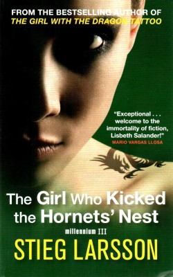 Buy The Girl Who kicked The Hornet\'s Nest (English): Book