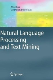Natural Language Processing and Text Mining (English) 1st Edition (Hardcover)
