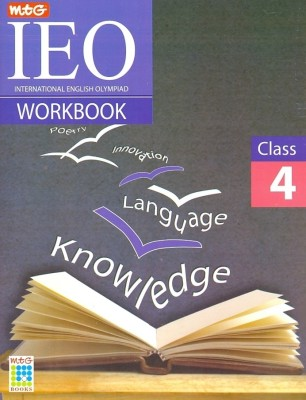 Buy MTG International English Olympiad Work Book Class 4: Book