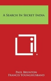 A Search in Secret India (English) (Hardcover)